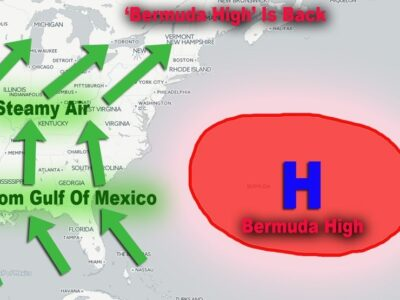 Florida Weather: Bermuda High Maybe Causing Record Heat