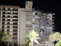 Condo Building Partially Collapses In Miami, At Least One Dead