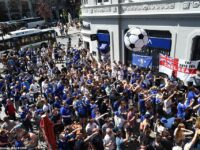 THREE Planeloads Of Chelsea Supporters Ordered To Self-Isolate After Flying Back From Portugal Test POSITIVE