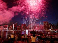 NYC's July 4 Fireworks Show Will Be 'Biggest Yet': Mayor de Blasio