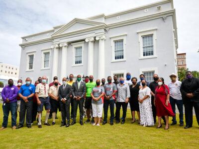 Premier Burt Presents $223,000 To Ten Local Clubs & Organisations