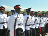Jamaica Constabulary Force Restricts Training To Only Vaccinated Recruits