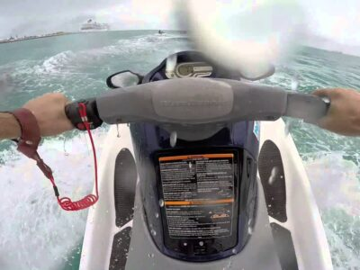 Water Safety Council Urges Public & Jet Ski Operators 'To Be Safe & Responsible'