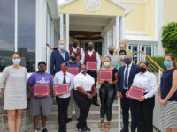 MEF Pilot Trainee Programme Produces Seven Graduates