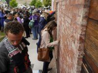 Hundreds Gather At Historic Tulsa Church's Prayer Wall
