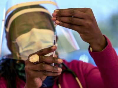 'This IS INSANE': Africa Desperately Short Of COVID Vaccine