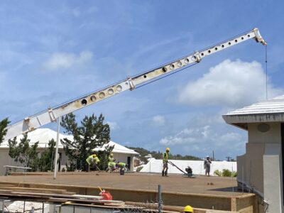 Progress Continues On Upgrades AtBermuda CollegeProject