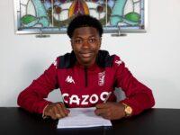 Aston Villa Sign Exciting Bermudian Teenager Who Made Debut At Just 16