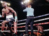 Congratulations Pour In After Andre Lambe's Boxing Win In Florida