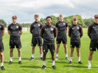 Wingman Ne-Jai Tucker, 18 'Steps Into The Pro Ranks With Burnley Football Club'