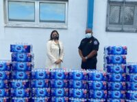 US Consulate General & US Customs & Border Protection DonateWater For COVID-19 Support