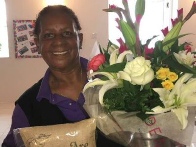 Lynn Outerbridge Has Worked For Byrdies/DeGraff's Restaurant For 51 years & Today Is Her Last Day!