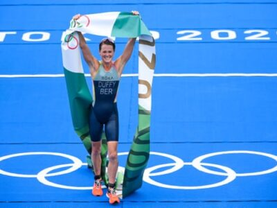 Bermuda Becomes Smallest Country To Win Gold As Flora Duffy Claims Triathlon