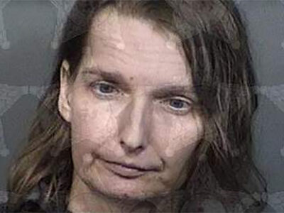 Florida Woman Accused Of Keeping Autistic Child Inside Homemade Cage