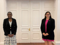 Bermuda's Governor Lalgie Welcomes US Consul General