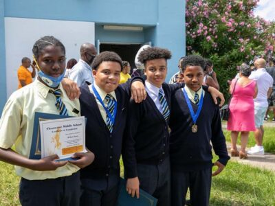 Congratulations to the 2021 Graduating Classes of the Bermuda Public School System (BPSS)
