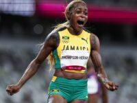 Jamaican Sprinter Elaine Thompson-Herah  Smashes Flo-Jo's Olympic Record