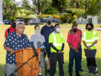 VIDEO: Public Works Minister Holds Certificate Presentation