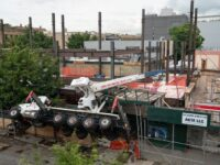 NYC Crane Topples Over, Crashes Into Queens Construction Site