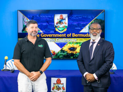 Video: Minister Announces 20 Students Set To Take Final Exams To Become Certified Level One Solar Installers