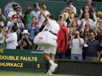 8-time Wimbledon Champion Roger Federer Unsure If He'll Be Back