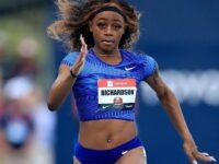 US Sprint Star Sha'Carri Richardson Reportedly Tests Positive For Marijuana