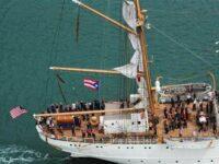 US Coast Guard Cutter Eagle, 'America's Tall Ship' Due To Arrive In Bermuda On Saturday