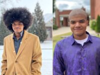 Alabama Teenager Cuts His 19-inch Afro, Raises $39,000 For Childhood Cancer Patients