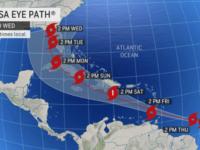 Tropical Storm Elsa Heads Toward The Coast Of Cuba With Hurricane Potential