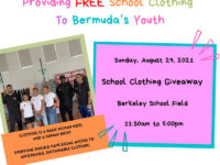 Bermuda Is Love To Host School Clothing Giveaway This Sunday, August 29