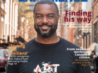 Bermudian Duane Jones & 'Art Pays Me' Website Featured In Halifax Magazine