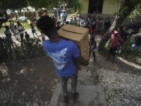 Tensions Over Aid Grow In Haiti As Quake's Deaths Pass 2K