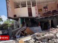 Death Toll In Massive Haiti Quake Jumps To 724 Says Gov't