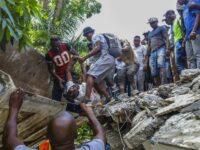 Holness, Golding Send Condolences To Haiti After Earthquake
