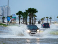 Hurricane Ida Makes Landfall In Louisiana As 'Extremely Dangerous' Category 4 Storm
