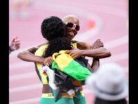 'Grateful' For MedalLifelong Friendships, Guts Drive Jamaica's Women To 4x400m Bronze