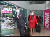 Jamaica Marks One Millionth Stopover Visitor Arrival Today