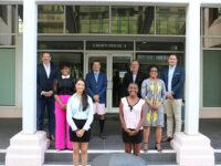 KPMG Scholarships Awarded To Owenea Roberts & Owenea Roberts