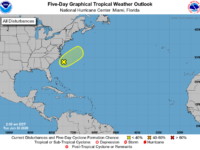 Tropical Storm Fred Expected To Form As System Gains Strength South Of Puerto Rico