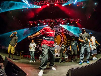 Wu-Tang Clan To Celebrate Billboard Success In Jamaica