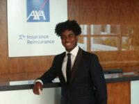 Ywione Darrell Selected As 2021 AXA XL Scholar