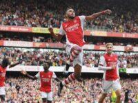 Arsenal Finally End Goaless Run & Claim First Win Of Season