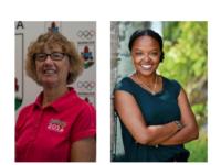 Hawley & Yearwood To Lead Team Bermuda In Columbia