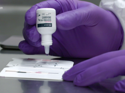 Antigen Tests Can Be Imported For Personal Use