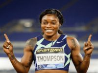 DIAMOND QUEENThompson-Herah Cops Diamond League 100m Crown