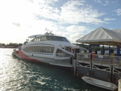Ferry Service To Be Suspended Due To COVID With Public Bus Service