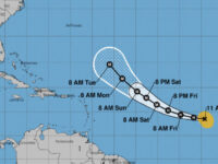 Hurricane Larry Strengthens As Forecast Predicts Category 4 Storm With Top Winds Of 140 MPH