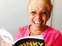 Happy Birthday To Bermuda's Own Pinky Steede, 80 Years Young Today!