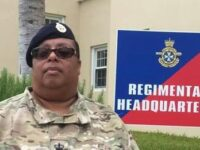 Royal Bermuda Regiment Pays Tribute To Dorothy Nisbett