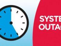 Online Government Services Interruption